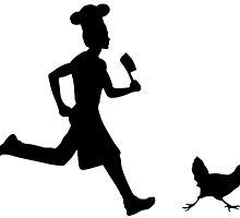 Run, chicken run ! by masterchef-fr