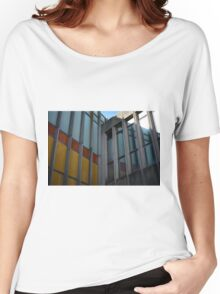 Old City Building Women's Relaxed Fit T-Shirt