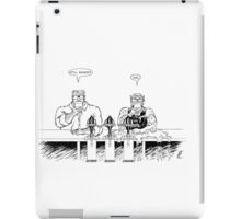 Rubbernorc - Still Rainin'? iPad Case/Skin
