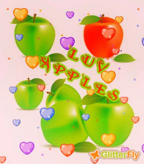 LUV APPLES by Bea Godbee