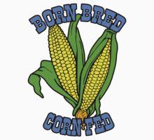 BORN BRED CORN FED (light blue) by GentryRacing