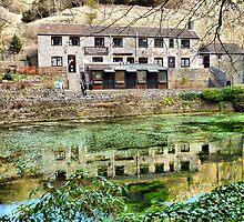 Cheddar Gorge . by Lilian Marshall
