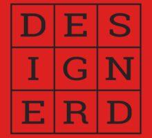 Design Nerd Baby Tee