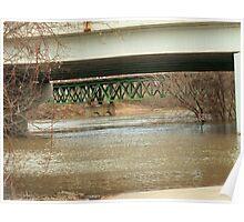Minnesota River Flood 2010 Poster