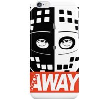 War Boys Away iPhone Case/Skin