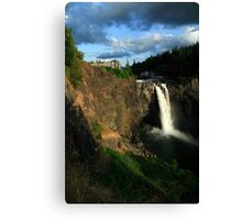 Snoqualmie Falls, Washington, USA Canvas Print