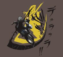 Durarara Celty by Dandyguy