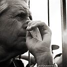 Gary Player, Ponders  by RatManDude