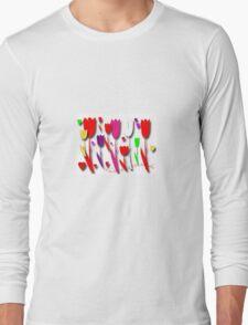 i❤tulips Long Sleeve T-Shirt