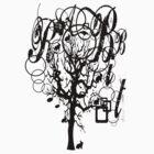 The Rabbit Tree by Michael Kienhuis