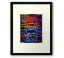 Shamans Dream  Framed Print