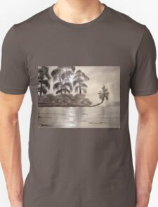 Moonlight Upon The River T-Shirt