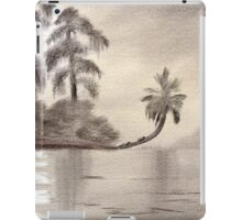 Moonlight Upon The River iPad Case/Skin
