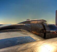 Wright R-3350 - 30W by njordphoto