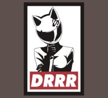 Durarara celty obey by Dandyguy