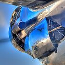 Pratt & Whitney R-2000 on a DC-4 by Bill Wetmore