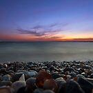 Beach side by Daniel Wills