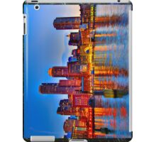 Boston Harbor iPad Case/Skin