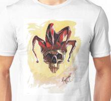 joker skull Unisex T-Shirt