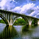 Ford Parkway Mississippi River Crossing by shutterbug2010