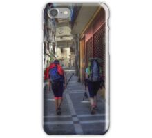 The Pilgrimage iPhone Case/Skin