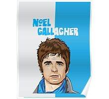 Noel Gallagher Poster
