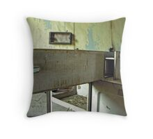 Youngstown Kitchens Throw Pillow