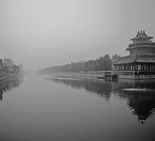 Imperial Palace , Beijing China by yoshiaki nagashima