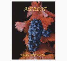 Wine Grapes by Floyd Hopper