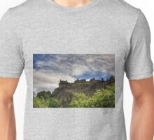 View to the castle Unisex T-Shirt
