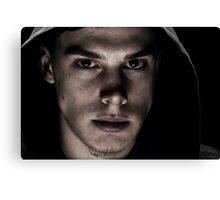 My Sweet Thug Canvas Print