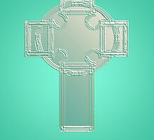 Celtic cross No. 4 by MarjorieB