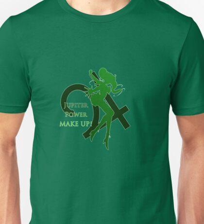 Sailor Jupiter- Jupiter power make up! Unisex T-Shirt
