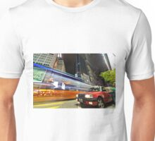HK Taxi at Sogo Unisex T-Shirt
