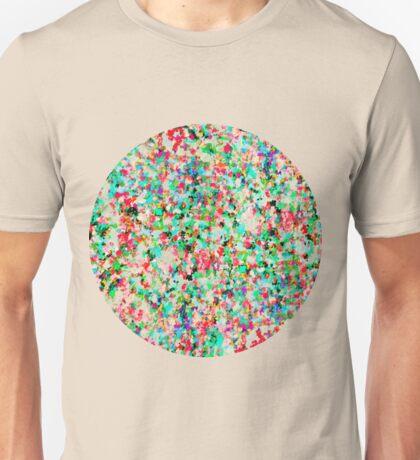 Informel Art Abstract Unisex T-Shirt