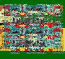The fields of my wondering  by Joseph Steadman
