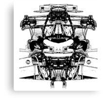 Mechanical Failure Canvas Print
