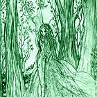 Queen of the Woodland Spring by Rebecca Tripp