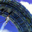The Parachute by zfigure7