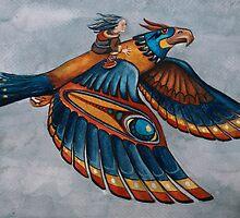 Thunderbird by Sarah  Mac