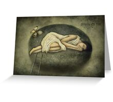 dreams are free Greeting Card