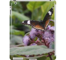 Butterfly Feeding iPad Case/Skin