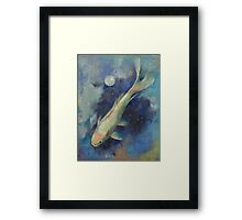 Beneath the Moon and Stars Framed Print