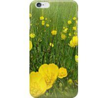 Golden Meadows iPhone Case/Skin