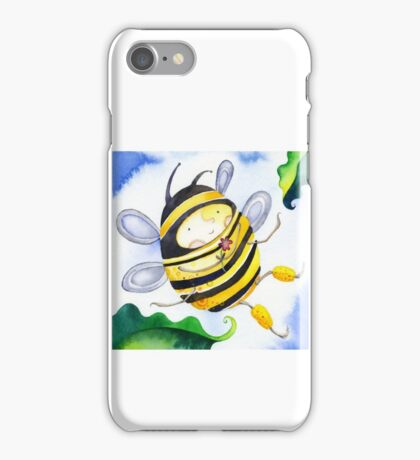 Billy Bumble iPhone Case/Skin