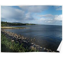 The Cromarty Firth Poster