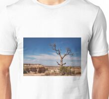 Life and Death on the Edge Unisex T-Shirt