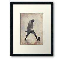 Copy ninja... Framed Print