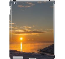 -15 C° Sunrise iPad Case/Skin