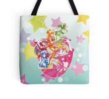 Sailor Moon Team Tote Bag
